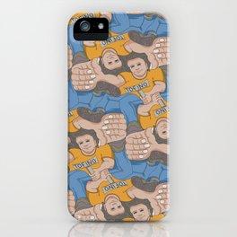 Tofino HitchHiker Tessellation iPhone Case