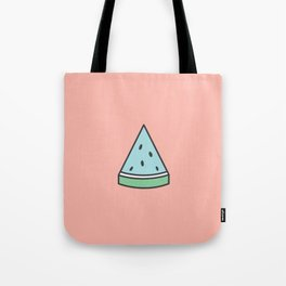 Cotton Candy Watermelon Tote Bag