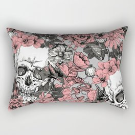 SKULLS 3 HALLOWEEN Rectangular Pillow