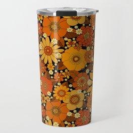 Come and get your love - orange Travel Mug