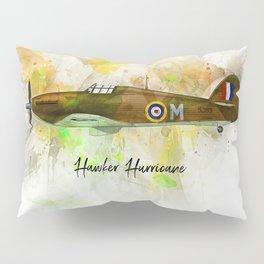 Hawker Hurricane Pillow Sham