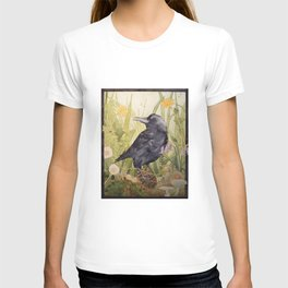 Canuck the Crow T-shirt