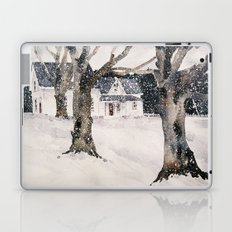 February snow Laptop & iPad Skin