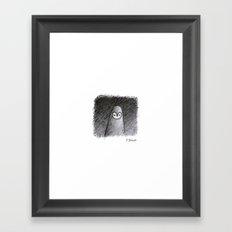 Alia Framed Art Print