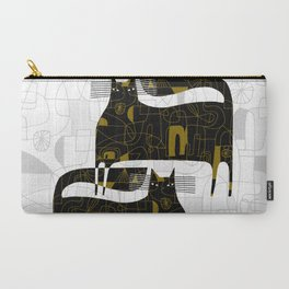 DOODLE CATS Carry-All Pouch