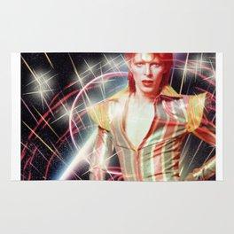 David Bowie - Ziggy stardust Rug
