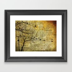 If They Could Read Framed Art Print