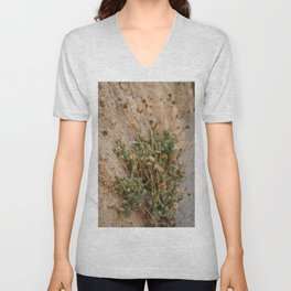 Mexico Mountainside Unisex V-Neck