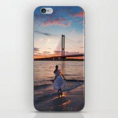 Allusia  iPhone & iPod Skin