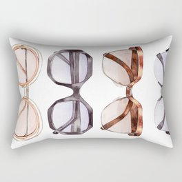 SO CHIC SUNNIES Rectangular Pillow