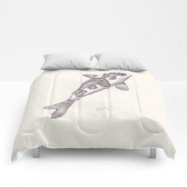 BALLPEN FISH 1 Comforters