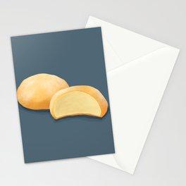Mango mochi Stationery Cards