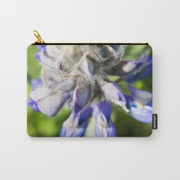 Lupine Flower Photography Print Carry-All Pouch