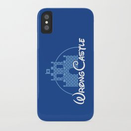 Wrong Castle iPhone Case