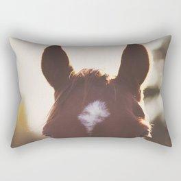 I'm all ears. Rectangular Pillow
