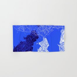 Geometric Movements Hand & Bath Towel