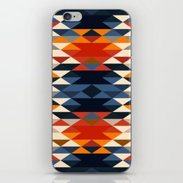 Southwestern Diamonds iPhone Skin