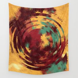Abstract Geometric Art 151 Wall Tapestry