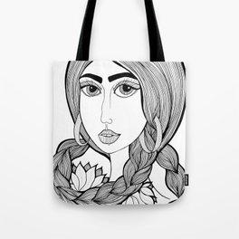 Rupi Kaur Tote Bag