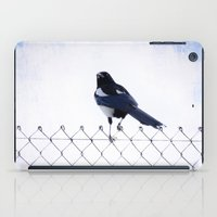 pie iPad Cases featuring Pie by Clémence Aresu
