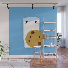 Milk and Cookie Wall Mural