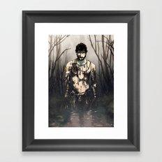 The Wild 01 Framed Art Print