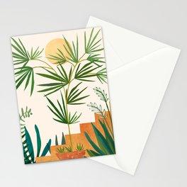 The Good Garden / Desert Plants Illustration Stationery Cards