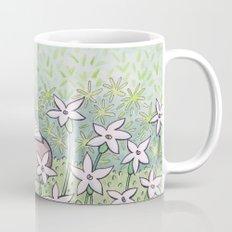 Mini White Stars Mug