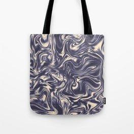 Liquid Halftone Painting Tote Bag