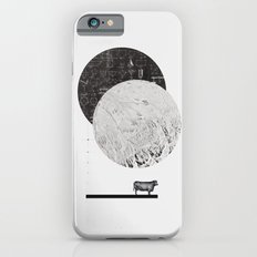 Calculating a Jump over the Moon iPhone 6 Slim Case