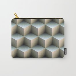Ambient Cubes Carry-All Pouch