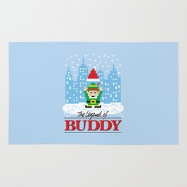 The Legend of Buddy Rug
