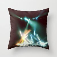 the xx Throw Pillows featuring XX by Tanya Bhargava