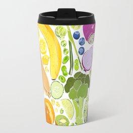 Eat Well Travel Mug