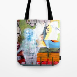 Blueprint for Becoming Tote Bag
