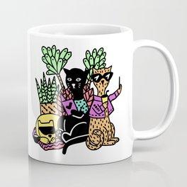 OmniFocus 3 Cool Cats Coffee Mug