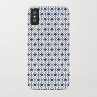indigo iPhone & iPod Cases featuring INDIGO by KIND OF STYLE