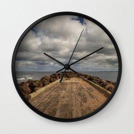 Into the Sky Wall Clock