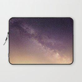 Walking Around In The Milky Way Laptop Sleeve