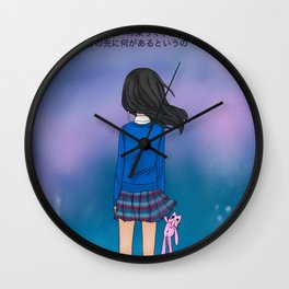 Daoko Wall Clock