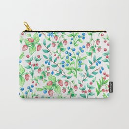Berry Love Carry-All Pouch