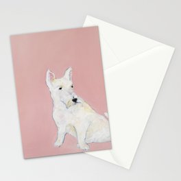 """""""Who's There?"""" Stationery Cards"""