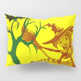 Sassy Little Witch Pillow Sham