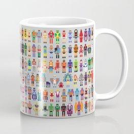 Pixel Masters Coffee Mug