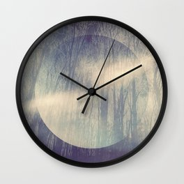 And Should We Ever Meet Again Wall Clock