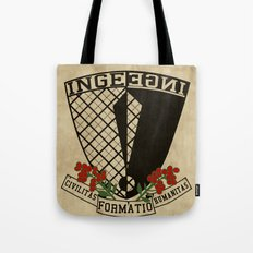 Coat of Arms of Inge Tote Bag