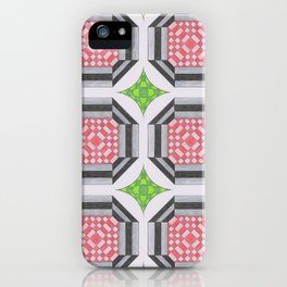 More haste less speed two iPhone Case
