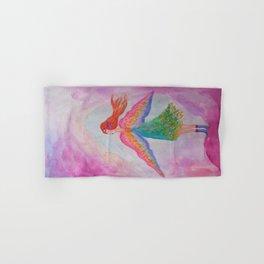 Rainbow Wings Hand & Bath Towel
