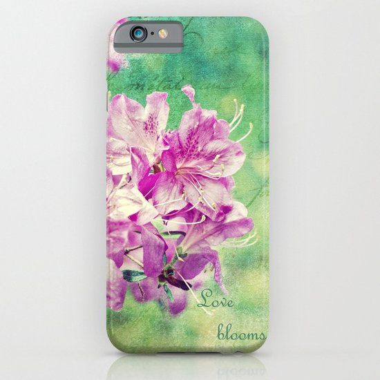 Love Blooms iPhone & iPod Case