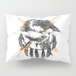 THE CROW Pillow Sham